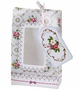 Picture of Frills & Frosting - Cookie Bags With Pegs & Tags
