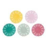 Picture of Floral Fiesta - Mini Doilies
