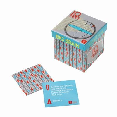 Picture of Big Brain Small Box IQ Test