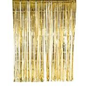 Picture of Glitterati - Gold Foil Curtain