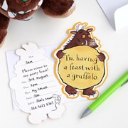 Picture of Gruffalo - Invite Cards