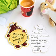 Picture of Gruffalo - Thank you cards