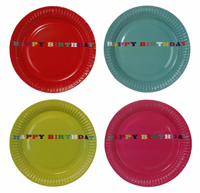 Picture of Birthday Bash - Plates