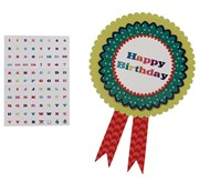 Picture of Birthday Bash - Rosette