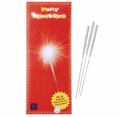 Picture of Birthday Bash - Sparklers