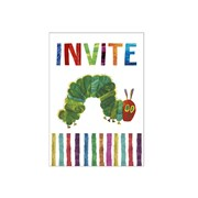 Picture of Hungry Caterpillar - Invites