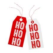 Picture of Ho Ho Ho - Christmas Tags