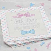 Picture of Little Lady or Mini Mister - Napkins