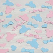 Picture of Little Lady or Mini Mister - Table Confetti