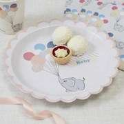 Picture of Little One - Paper Plates