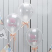 Picture of Little One - Balloons