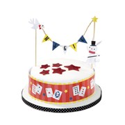 Picture of Magic Party - Cake Topper Bunting
