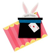 Picture of Magic Party - Invitations