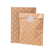 Picture of Mix & Match - Kraft Spot Bags