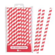 Picture of Mix & Match - Jumbo Red Straws