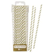 Picture of Mix & Match - Gold Straws