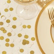 Picture of Metallic Perfection - Confetti - Gold and Ivory