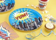Picture of Pop Art Party - Paper Plates