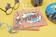 Picture of Pop Art Party - Napkins - Yum