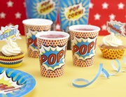 Picture of Pop Art Party - Paper Cups