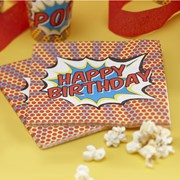 Picture of Pop Art Party - Napkins - Happy Birthday