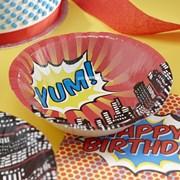 Picture of Pop Art Party - Paper Bowls