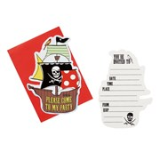 Picture of Pirate Party - Postcard Invitations