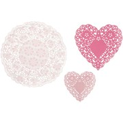 Picture of Pink n Mix - Doily