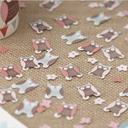 Picture of Patchwork Owls - Table Confetti