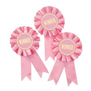 Picture of Pony Party - Ribbon Rosette Badges