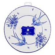 Picture of Party Porcelain - Blue Large Plates