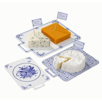 Picture of Party Porcelain - Blue Cheese Board