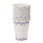 Picture of Party Porcelain - Blue Cups