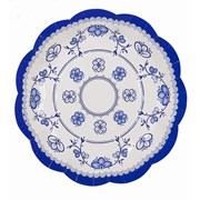 Picture of Party Porcelain - Blue Small Plates
