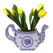 Picture of Party Porcelain - Blue Teapot