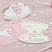 Picture of Princess Party - Invitations