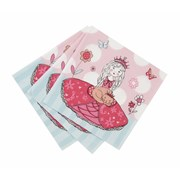 Picture of Princess Party - Kitten Napkins