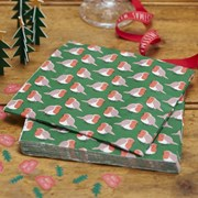 Picture of Christmas Patterns - Napkins