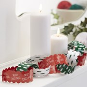 Picture of Christmas Patterns - Paper Chains