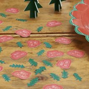 Picture of Christmas Patterns - Table Confetti