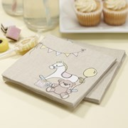 Picture of Rock-a-bye Baby - Small Napkins