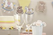 Picture of Rock-a-bye Baby - Glass Decorations