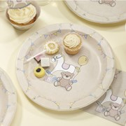 Picture of Rock-a-bye Baby - Paper Plates