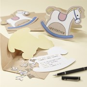 Picture of Rock-a-bye Baby - Invitations