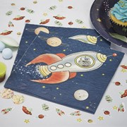 Picture of Space Adventure - Napkins