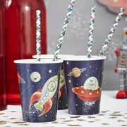 Picture of Space Adventure - Paper Cups