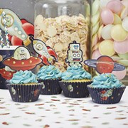Picture of Space Adventure - Cupcake Kit