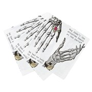 Picture of Skeleton Crew - Napkin