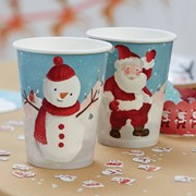 Picture of Christmas Snowman - Cup