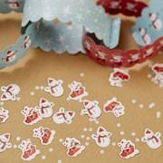 Picture of Christmas Snowman - Confetti